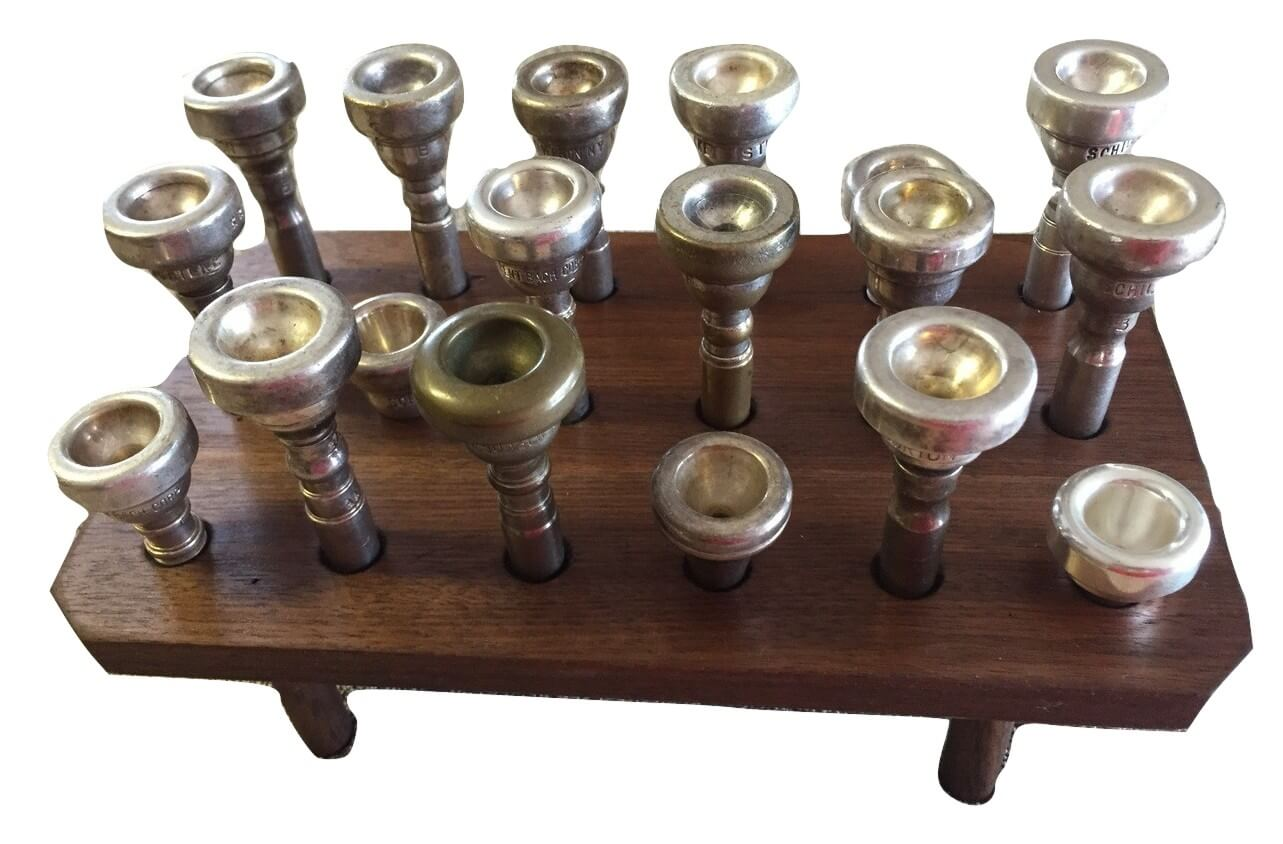 Trumpet Mouthpiece Stand